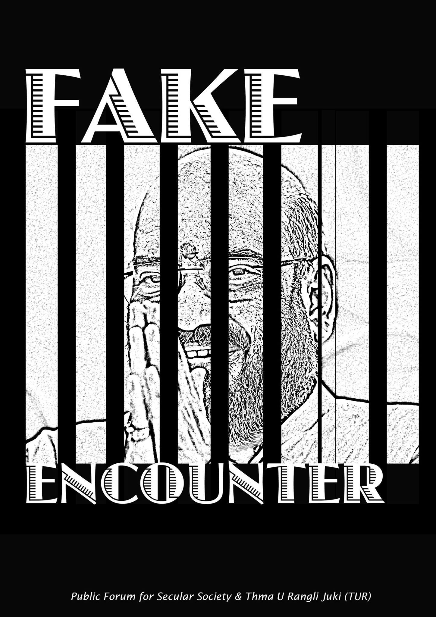 Poster Fake Encounter