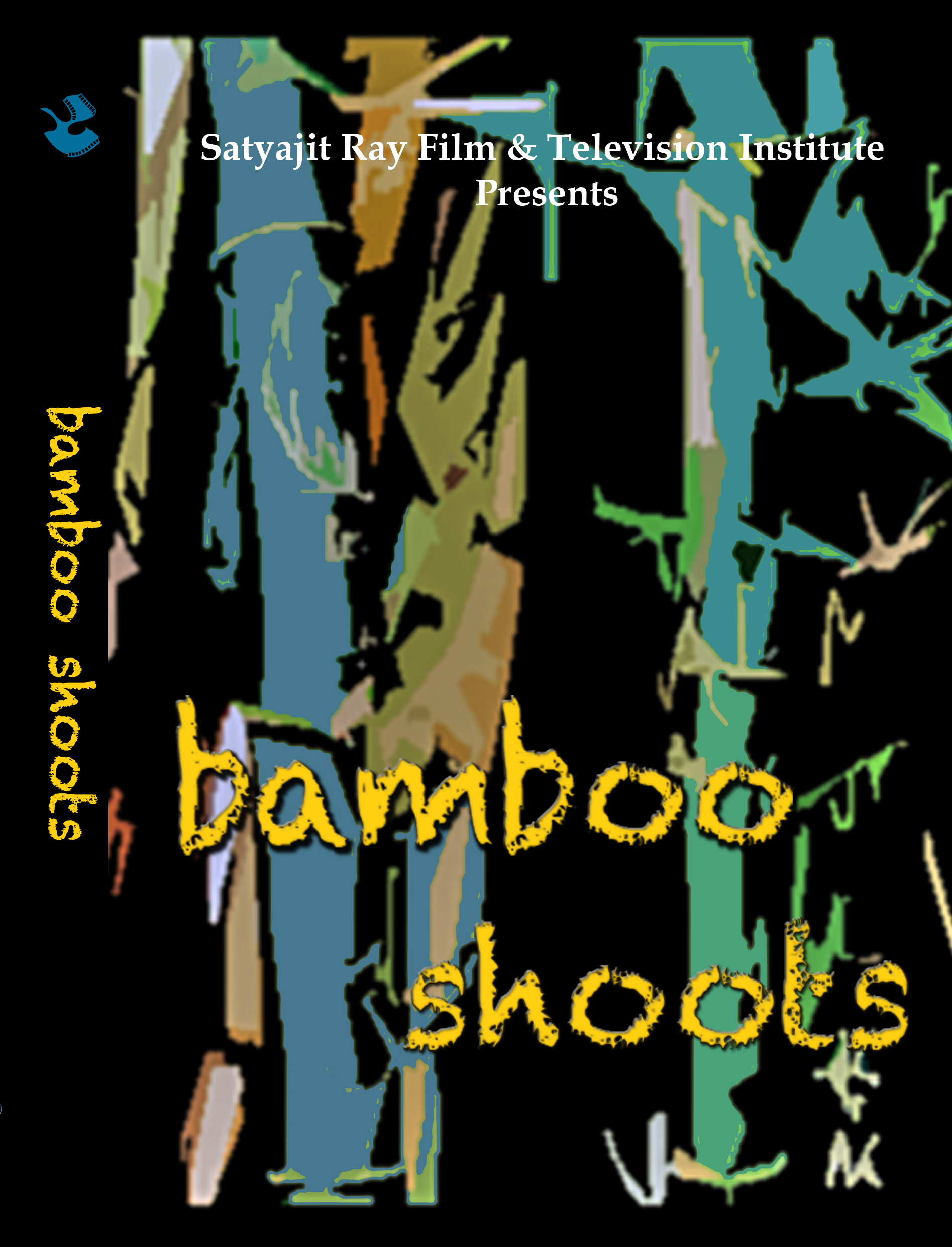 Bamboo Shoots Poster