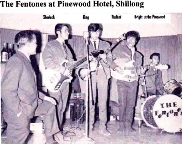 The Fentones at Pinewood Hotel, Shillong