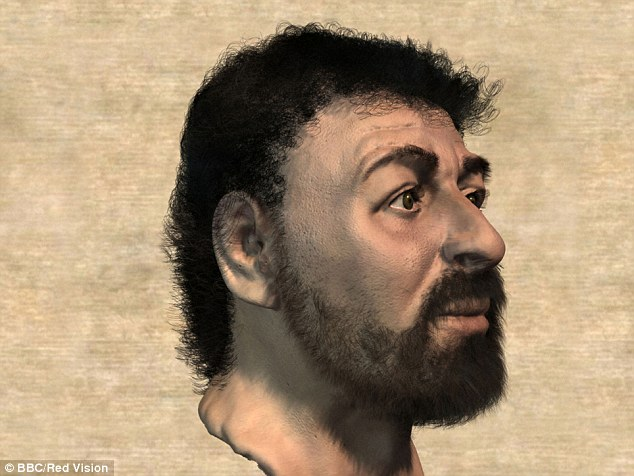 Jesus may have looked like Yasser Arafat