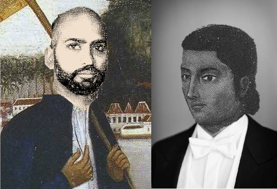 Two Centuries, Two Goans by Mónica Esteves Reis